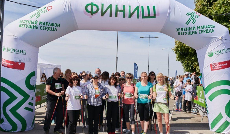 На старт марафона Сбербанка выйдет «ЕИС ЖКХ»
