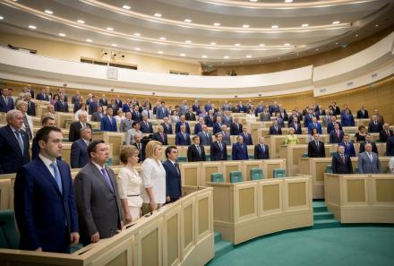 Совет Федерации утвердил изменения в №54-ФЗ